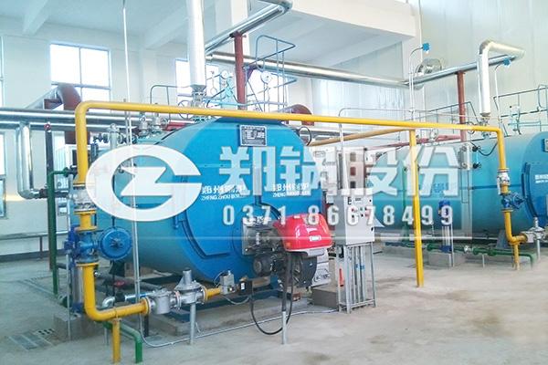 WNS燃油锅炉