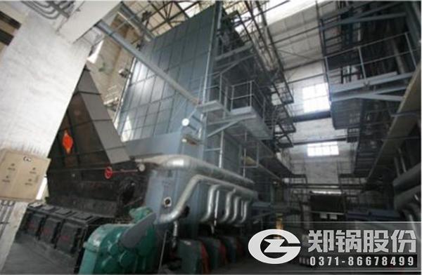 SHL链条炉排锅炉图片