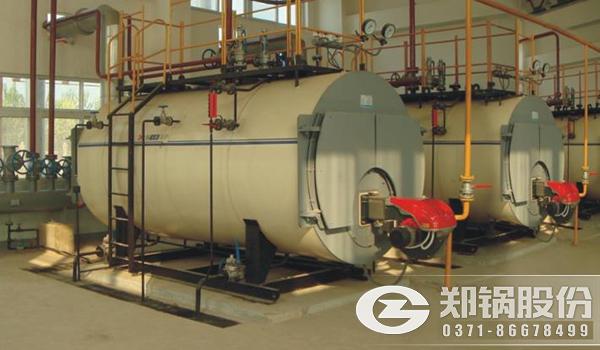 集中供暖燃气锅炉