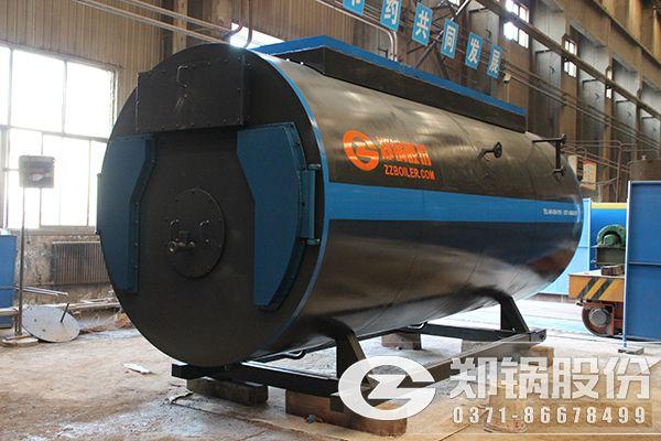 10吨卧式燃气热水锅炉安全特点