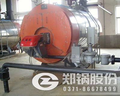 0.5吨燃气锅炉安装方法
