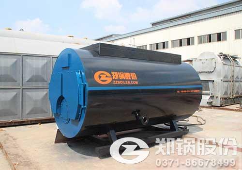 8吨天燃气蒸汽锅炉价格