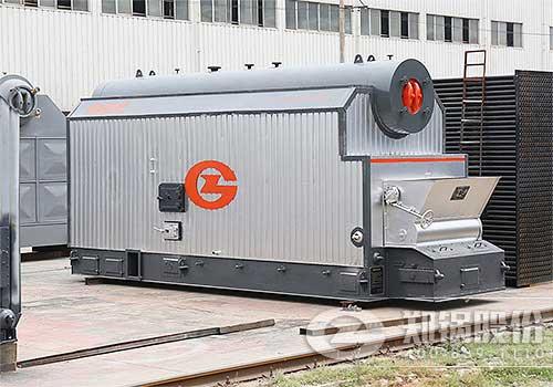 6吨天然气蒸汽锅炉低氮燃烧