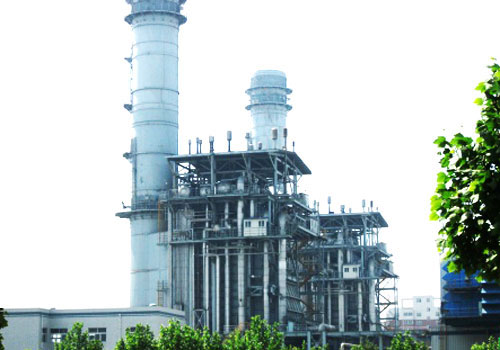 燃油燃气电站锅炉
