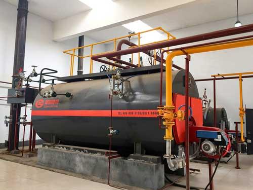 20吨低氮燃气锅炉